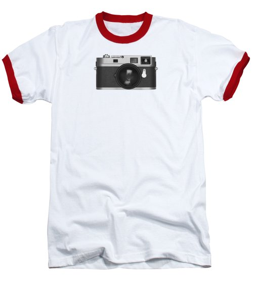 Baseball T-Shirt featuring the photograph Rangefinder Camera by Setsiri Silapasuwanchai