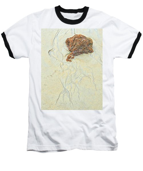 Beach Sand  2 Baseball T-Shirt