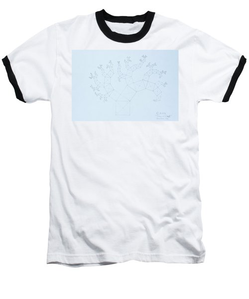 Quantum Tree Baseball T-Shirt