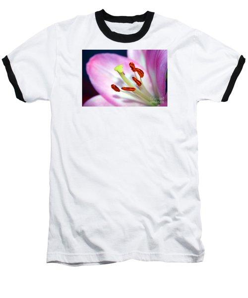 00302 Detail Baseball T-Shirt