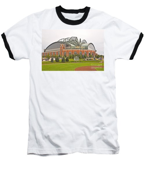 0622 Milwaukee's Miller Park Baseball T-Shirt