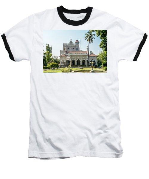 Aga Khan Palace Baseball T-Shirt by Kiran Joshi