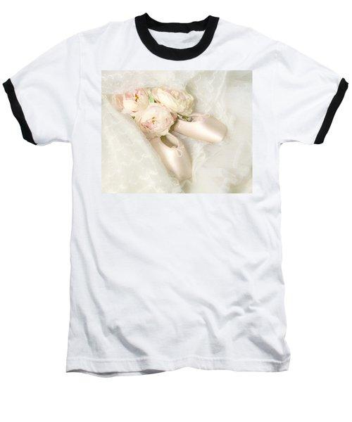 Ballet Shoes Baseball T-Shirt