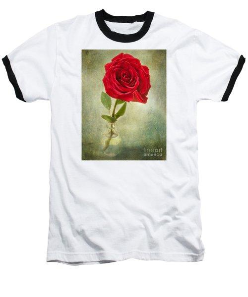 Beautiful Rose Baseball T-Shirt