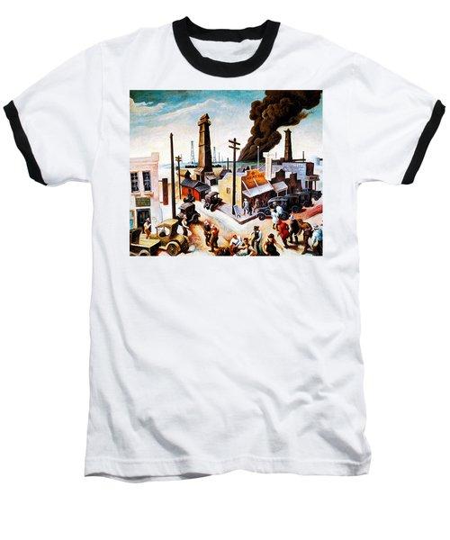 Boomtown Baseball T-Shirt