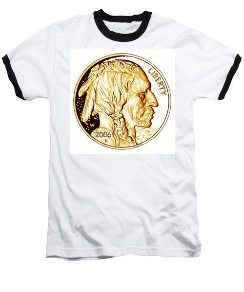 Buffalo Nickel Baseball T-Shirt