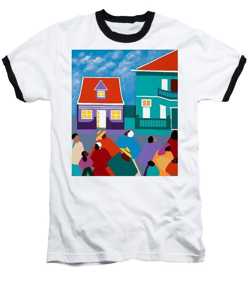 Curacao Dreams II Baseball T-Shirt