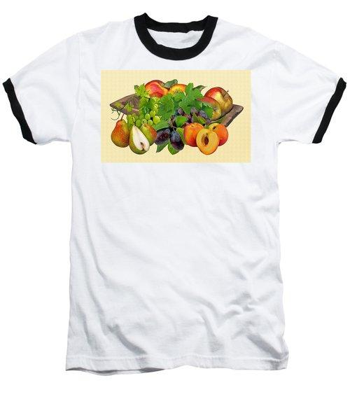 Day Fruits Baseball T-Shirt