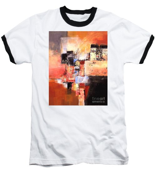 Depth Of Shadows Baseball T-Shirt