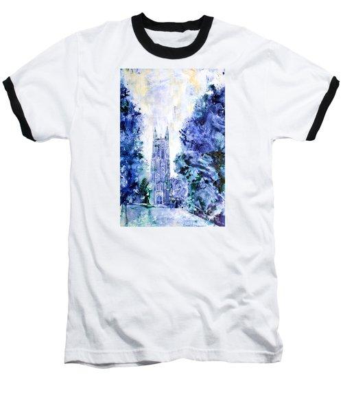Duke Chapel Baseball T-Shirt