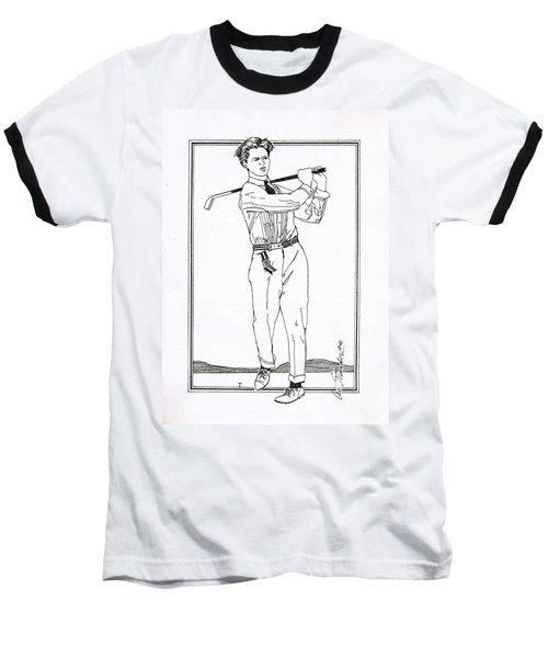 Golfer 1915 Baseball T-Shirt