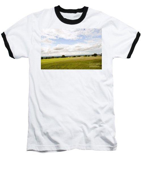 Hill Of Tara Baseball T-Shirt