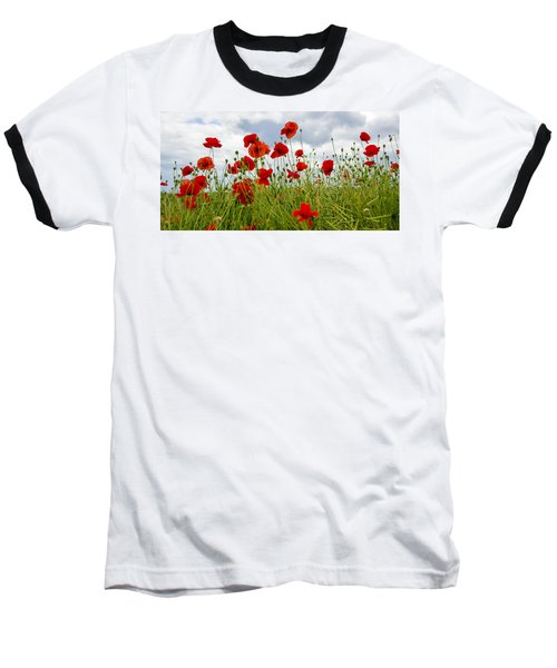 In Flanders Fields Baseball T-Shirt