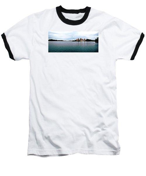 Lithuanian Castle Baseball T-Shirt