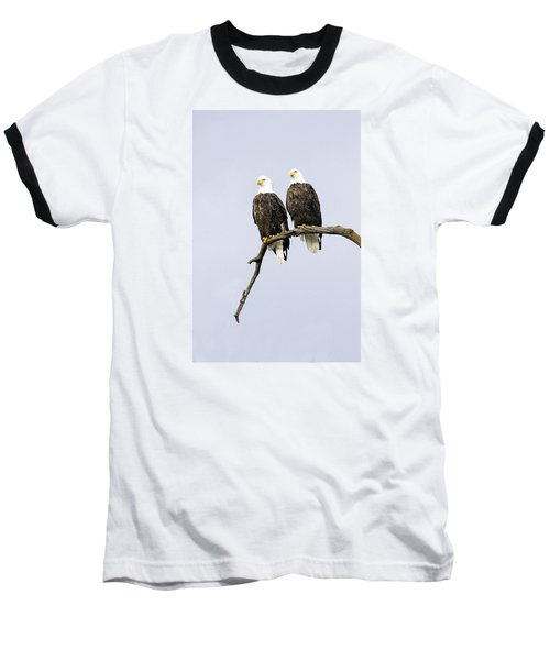 Majestic Beauty 2 Baseball T-Shirt