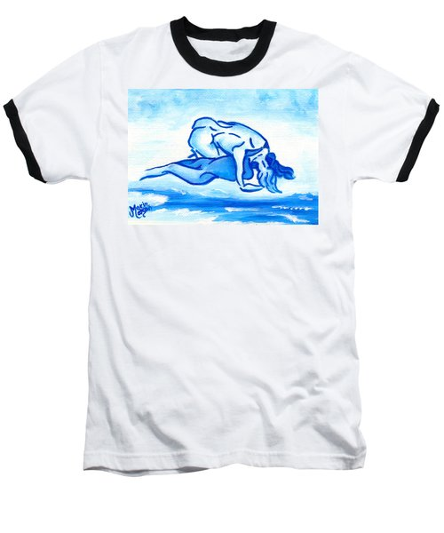 Ocean Of Desire Baseball T-Shirt