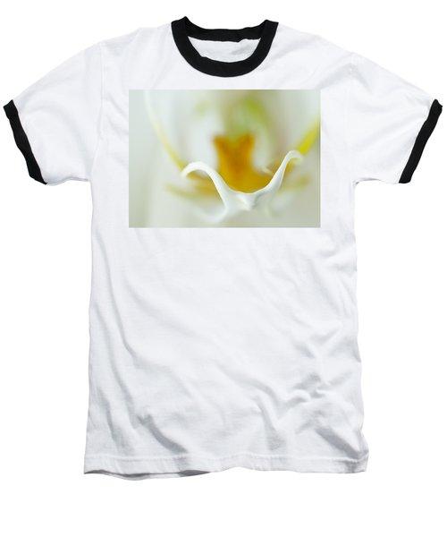 Moth Orchid Macro Baseball T-Shirt