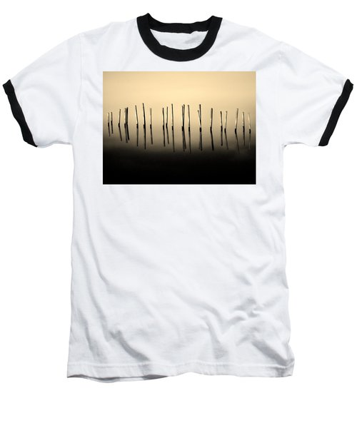 Palisade Baseball T-Shirt by Robert Geary