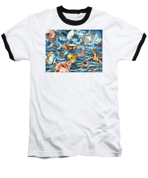 Recipe Of Ocean Baseball T-Shirt