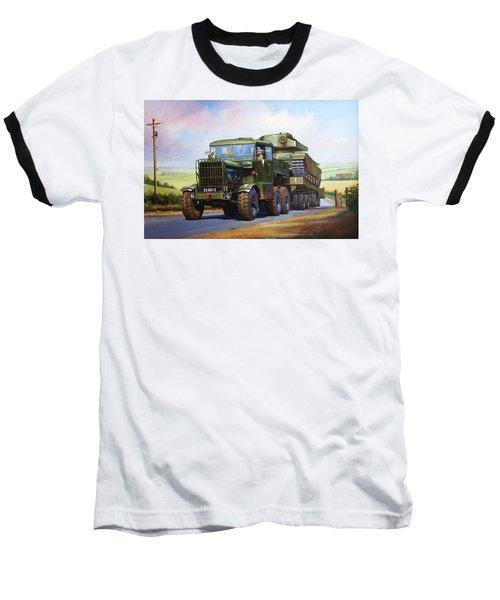 Scammell Explorer. Baseball T-Shirt