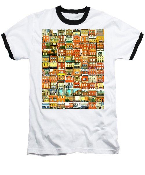 Southside Pittsburgh Baseball T-Shirt by Joe Jake Pratt