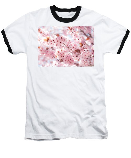 Baseball T-Shirt featuring the photograph Spring by Roselynne Broussard
