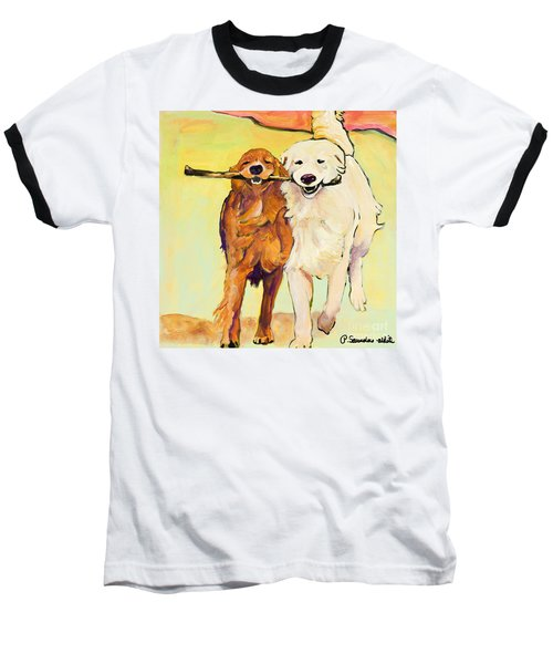 Stick With Me Baseball T-Shirt