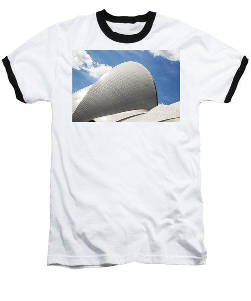 Sydney Opera House Detail In Australia Baseball T-Shirt