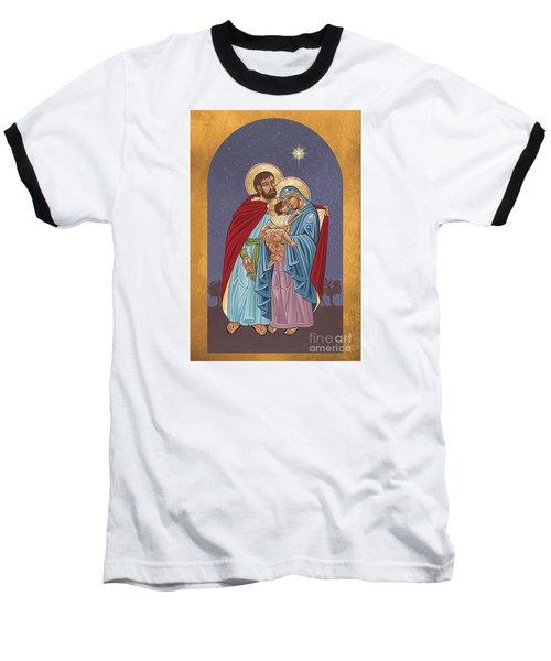The Holy Family For The Holy Family Hospital Of Bethlehem 272 Baseball T-Shirt by William Hart McNichols
