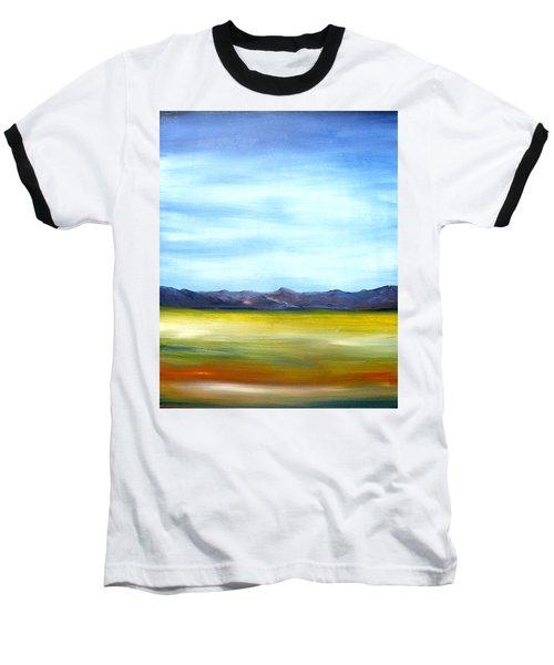 West Texas Landscape Baseball T-Shirt