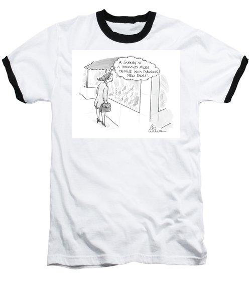 New Yorker April 25th, 2005 Baseball T-Shirt