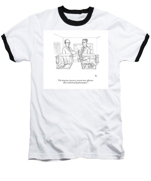 The Drug Baseball T-Shirt