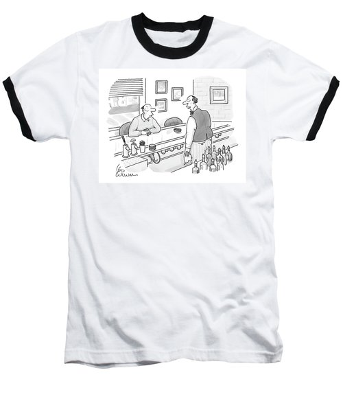 I Love Our Litte Chats Baseball T-Shirt