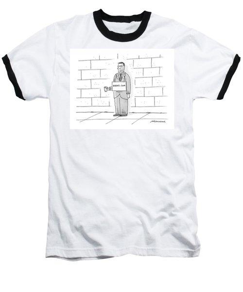 New Yorker May 22nd, 2000 Baseball T-Shirt