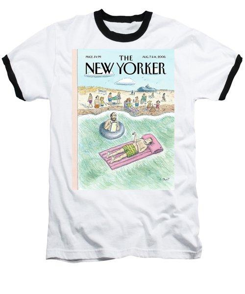 New Yorker August 7th, 2006 Baseball T-Shirt