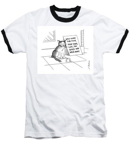New Yorker September 22nd, 2008 Baseball T-Shirt