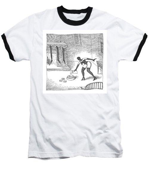New Yorker December 25th, 2006 Baseball T-Shirt