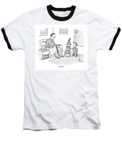 We Lost! Baseball T-Shirt