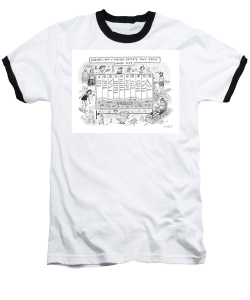 New Yorker July 30th, 2007 Baseball T-Shirt