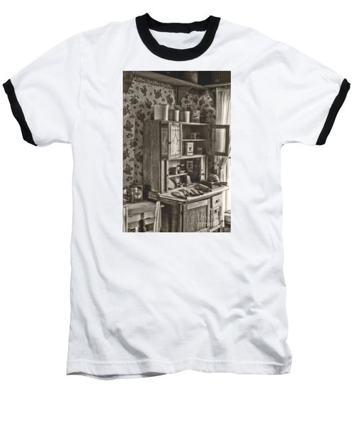 1800s Kitchen Baseball T-Shirt