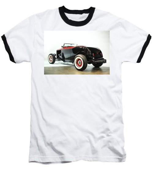 Baseball T-Shirt featuring the photograph 1932 Ford Deuce Roadster by Gianfranco Weiss