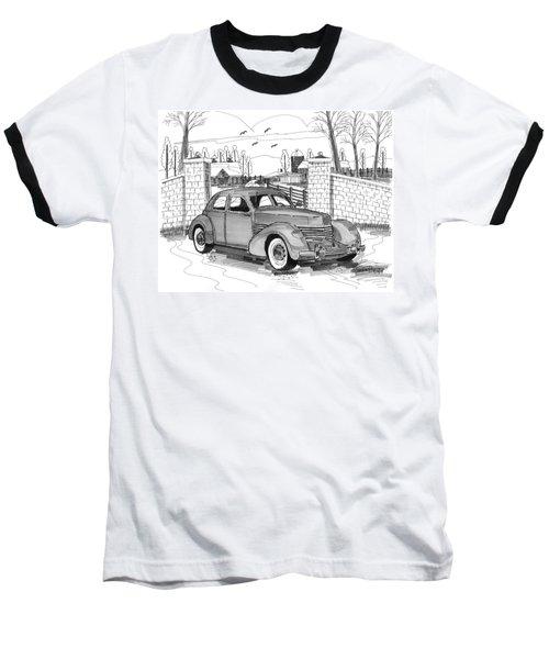 1937 Cord 812 Baseball T-Shirt