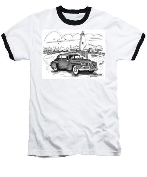 1948 Lincoln Continental Baseball T-Shirt