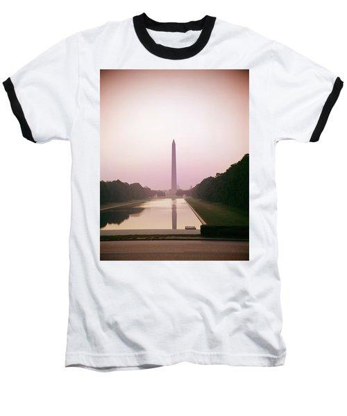 1960s Washington Monument Baseball T-Shirt