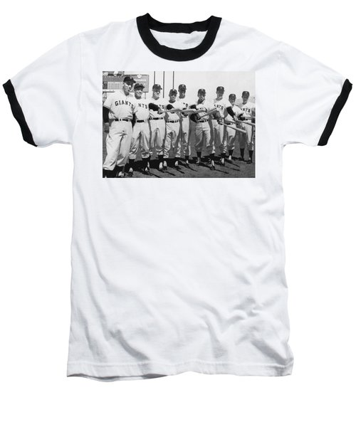 1961 San Francisco Giants Baseball T-Shirt