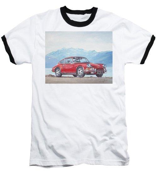 1969 Porsche 911 2.0 S Baseball T-Shirt