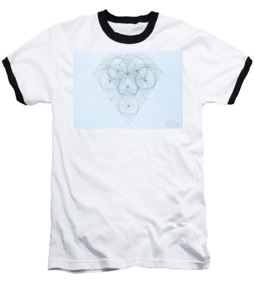 Diamond Quanta Baseball T-Shirt