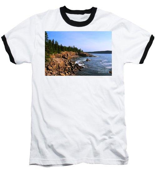 Acadia Coast Baseball T-Shirt