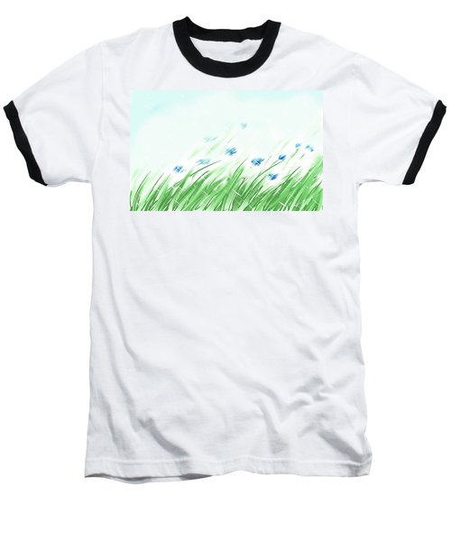 April Shower Baseball T-Shirt