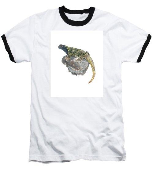 Argentine Lizard Baseball T-Shirt
